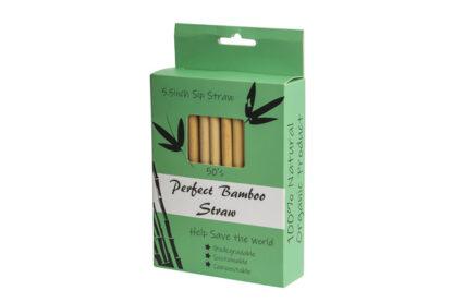 Bambus sugerør